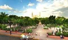 ADI, Canadevi y Conavi coadyuvarán para remozar Centro Histórico de Mérida