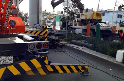 Avanzan trabajos para rehabilitar estaciones de la Línea 12