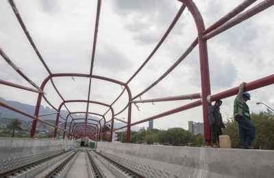 Liberan recursos para construir la Línea 3 del Metro de Monterrey