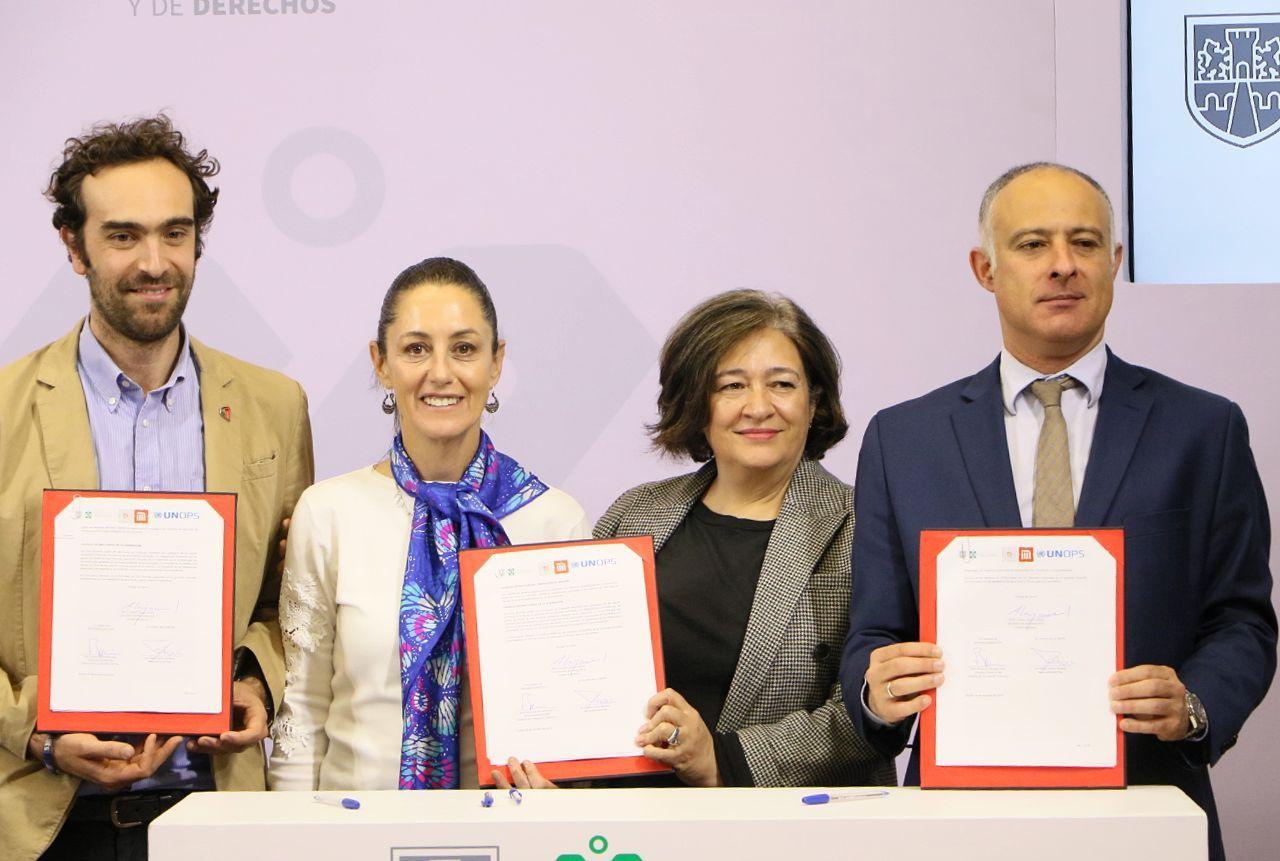 Metro CDMX anuncia proyecto de mejoras en líneas 1, 2 y 3