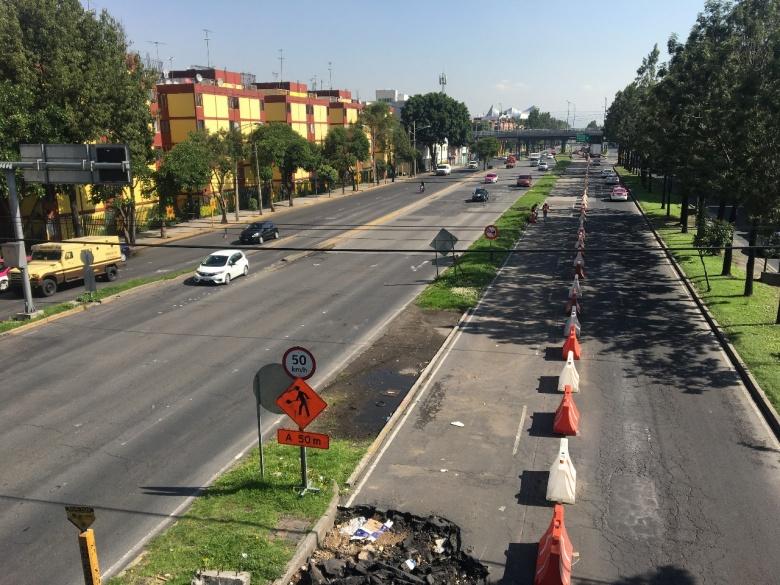 Ampliación de Línea 5 del Metrobús solo llegará hasta la estación Las Bombas