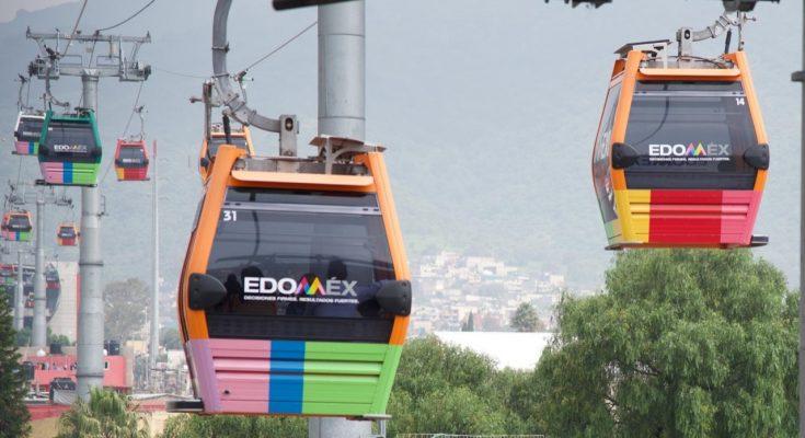 Buscan mejorar movilidad en Edomex con 2 líneas de Mexicable