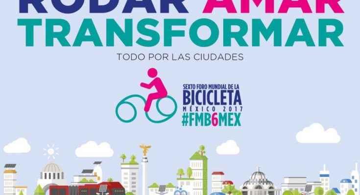 México, sede del Foro Mundial de la Bicicleta 2017