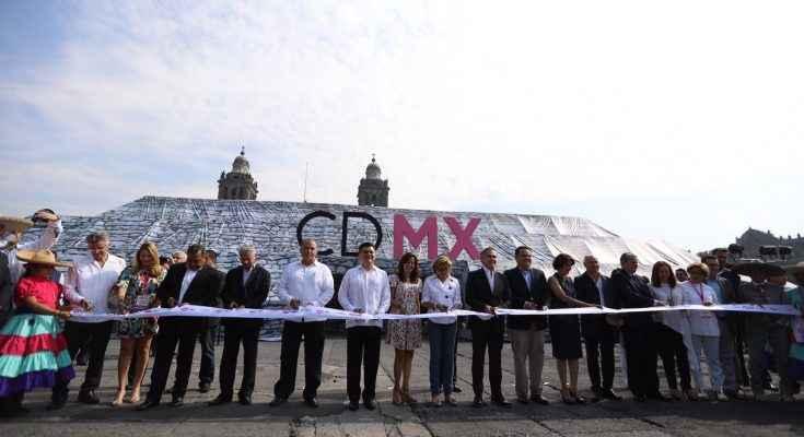 """Inauguran """"México en el corazón de México"""""""