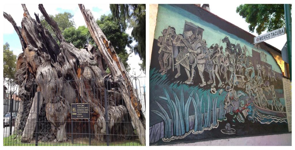 Recorridos por avenidas emblemáticas para conmemorar 500 años del encuentro español-mexica.