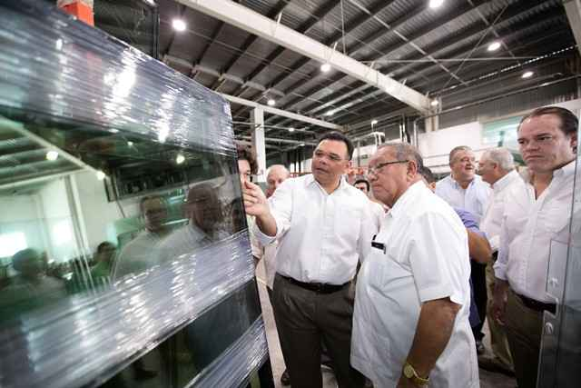 Planean nueva planta de Grupo Millet en Yucatán