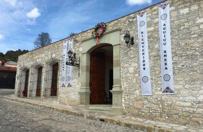 Inauguraron hotel boutique en pueblo mágico de Oaxaca