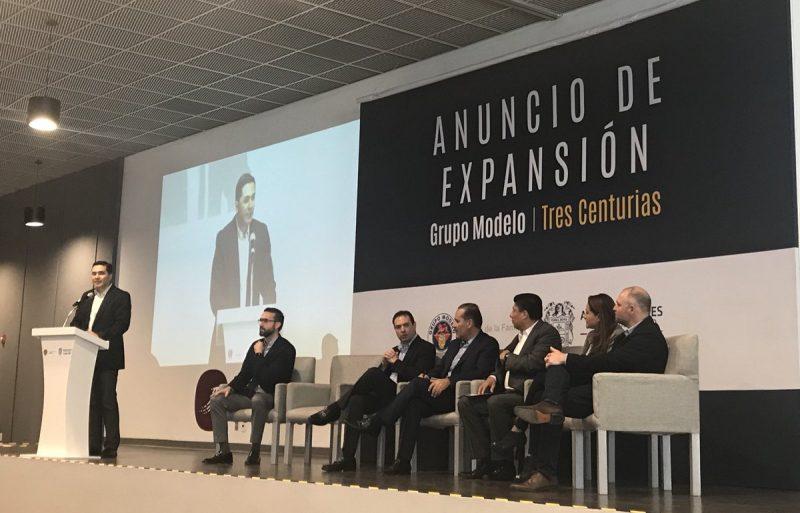 Grupo Modelo ampliará su inversión en Aguascalientes