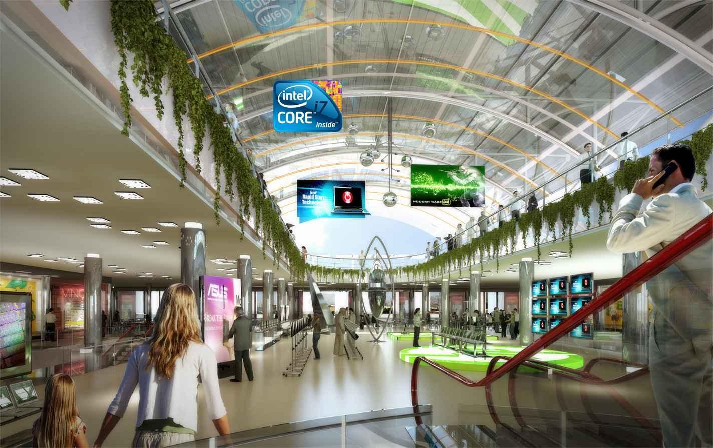 Monterrey un ed n para la construcci n de centros for Arquitectura y diseno monterrey