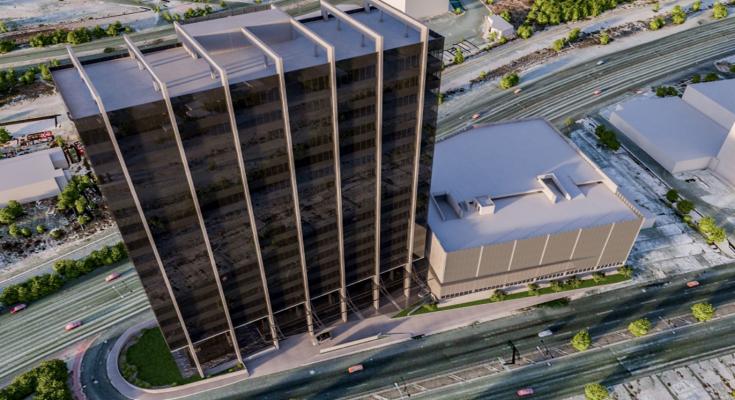 Monterrey tiene récord histórico en mercado de oficinas