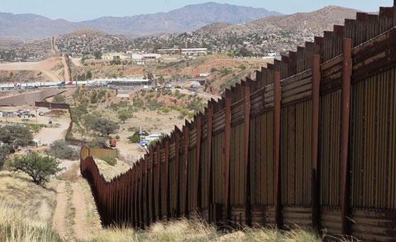 Sector inmobiliario en incertidumbre por muro fronterizo