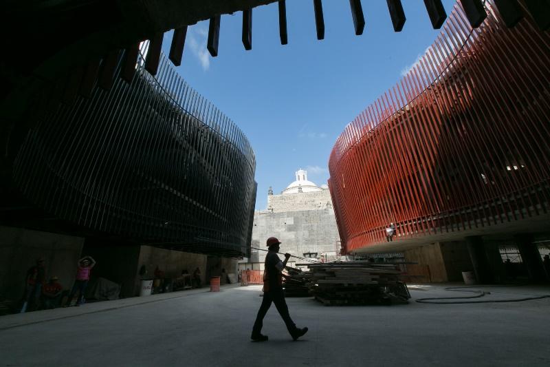 Palacio de la Música de Yucatán se inaugurará a principio de 2018