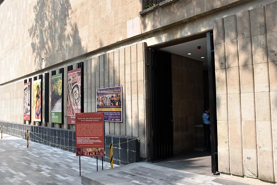INBA presentará guía de gestión de riesgos para patrimonio museológico