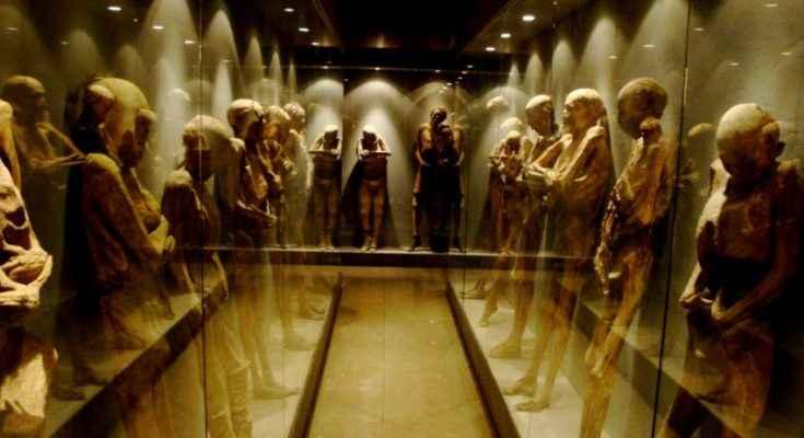 Proponen modernizar Museo de las Momias de Guanajuato