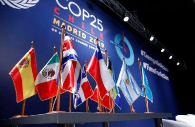Presentan en la COP25 avances en materia climática en México