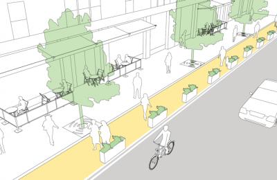 NACTO presenta Nueva Guía de Diseño Urbano para manejo de aguas pluviales