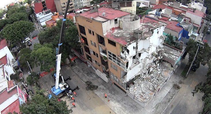 Publican Cuestionario Diagnostico para afectados por el sismo