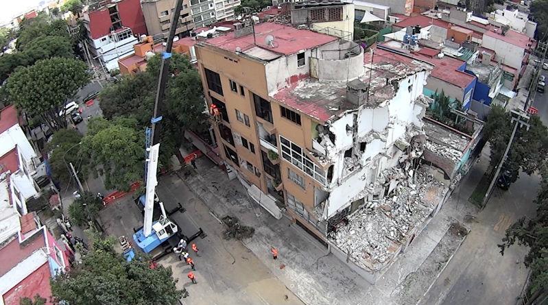Especialistas analizarán futuro de la ciudad tras el sismo