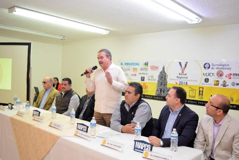 En Navojoa se realizará Bienal Regional de Arquitectos