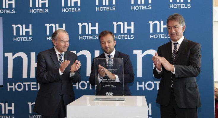 Inauguraron en San Luis Potosí el Hotel NH Carranza