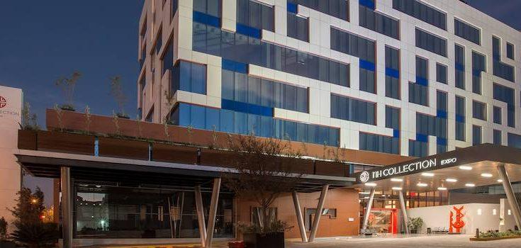 NH quiere duplicar su número de hoteles en tres años