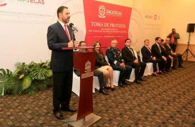 Notarios de Zacatecas renovó su Consejo Directivo