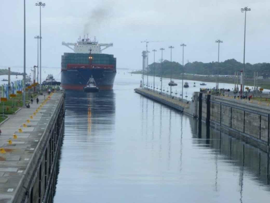 Panamá invierte 5.2 mdd en ampliación del canal