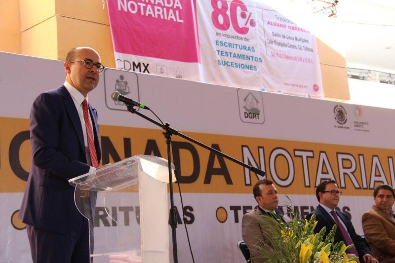 Notarios de la CDMX piden mejorar régimen condominal