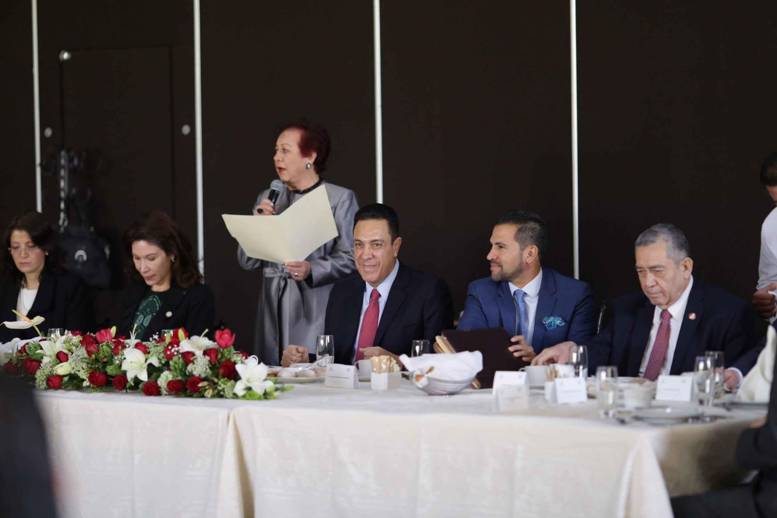 Se fortalecerá relación entre notarios y gobierno de Hidalgo
