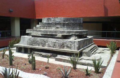 Concluyen trabajos en monumento a Ehécatl