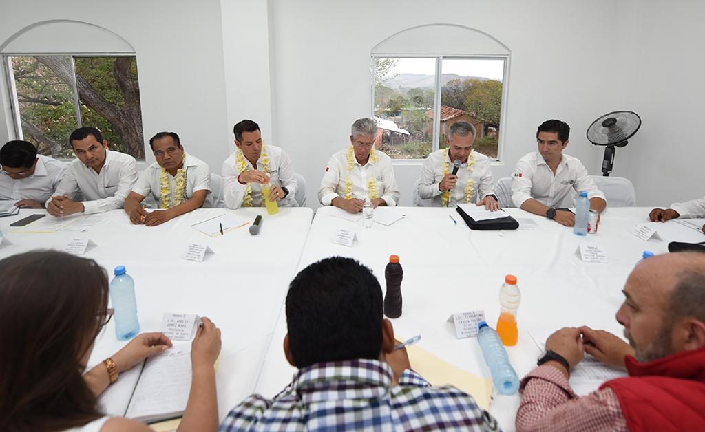 Destacan Avance En Reconstrucci 243 N De Oaxaca