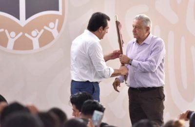 4,000 planteles de Oaxaca serán beneficiados con 'La Escuela es Nuestra'