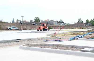 Firman convenio Durango y Fonadin para construcción de vialidades