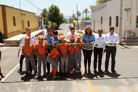 Avanzan obras en municipios de Sonora