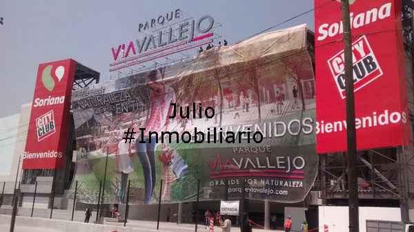 Lo Mejor del Año: Parque Vía Vallejo tiene contratado 90% de su espacio