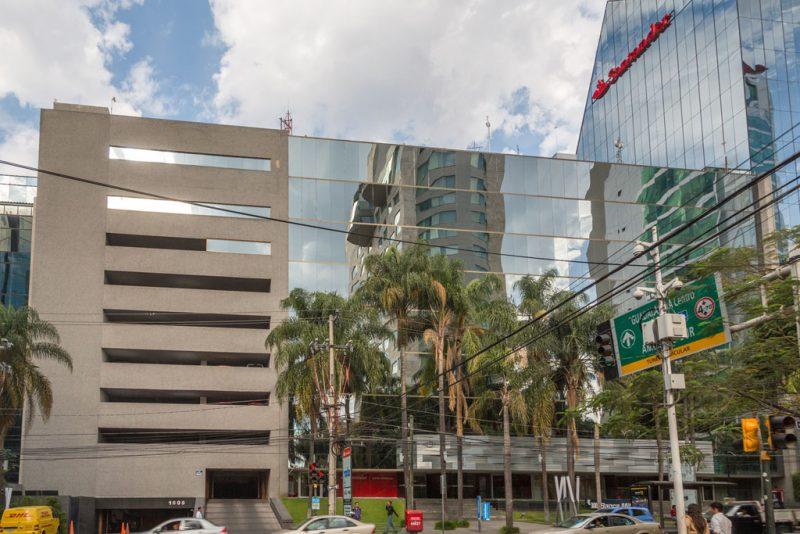 Guadalajara comercializó 19% más de oficinas al cierre de 2017