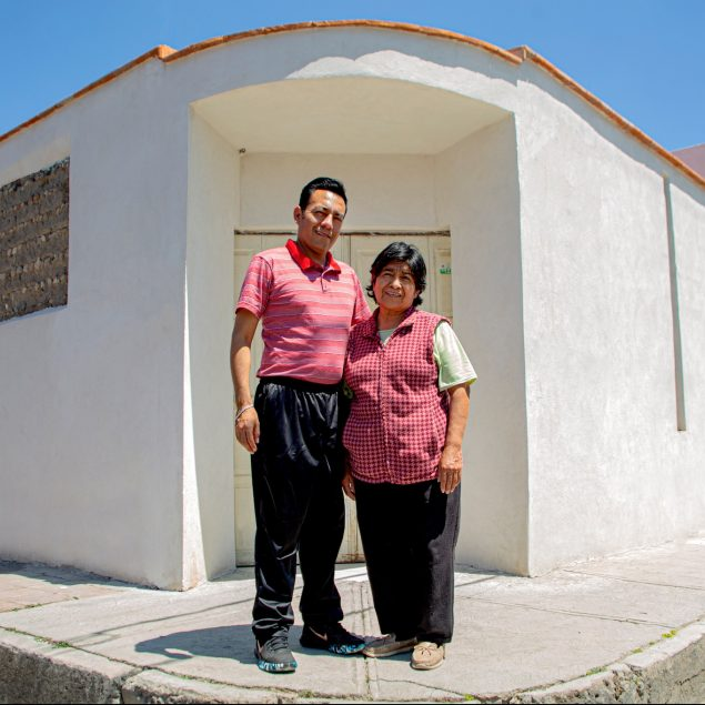 Onavis han apoyado a más de 2 millones de familias: Meyer Falcón
