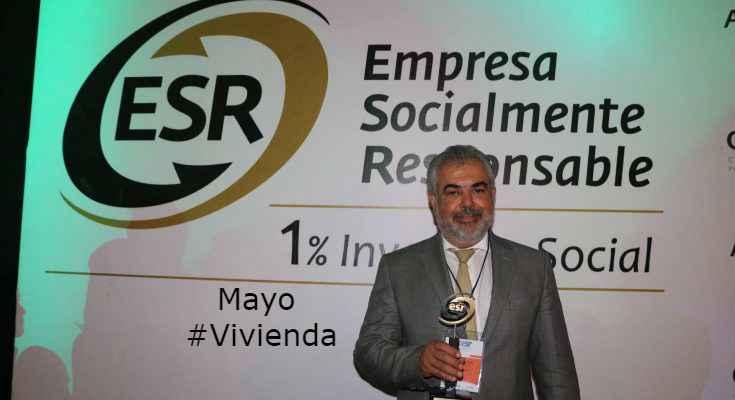 Lo Mejor del Año: Recibe Fovissste reconocimiento ESR 2016