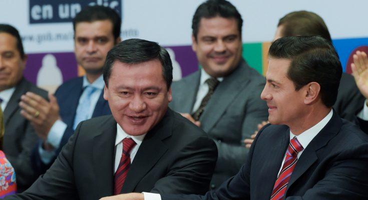 Miguel Ángel Osorio Chong renunció a Segob
