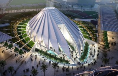 Destaca diseño del Pabellón Emiratos Árabes para Expo Dubai 2020