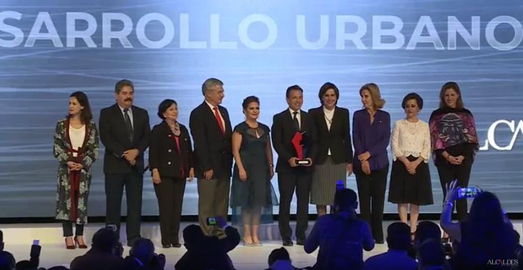 Zapopan recibe reconocimiento por estrategia de desarrollo urbano