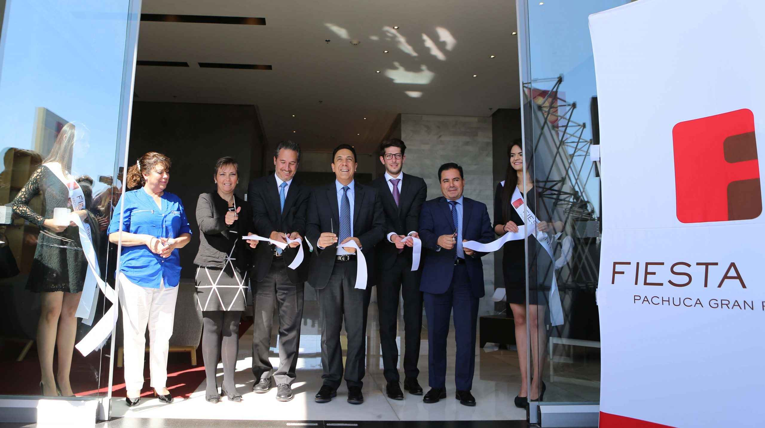 Abre sus puertas Hotel Fiesta Inn Pachuca Gran Patio