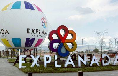 Gicsa abrió su sexto Malltertainment este año y ya planea la la inauguración de su siguiente Explanada en Culiacán