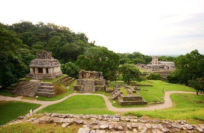 INAH rescatará arquitectura de Palenque con ayuda de Estados Unidos