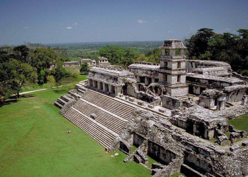 Restaurarán Palacio y Tumba de Pakal en Palenque