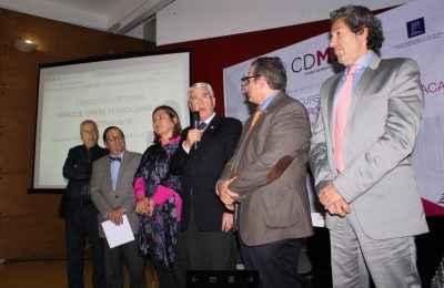 Presentan al ganador del concurso Parque Lineal Ferrocarril de Cuernavaca