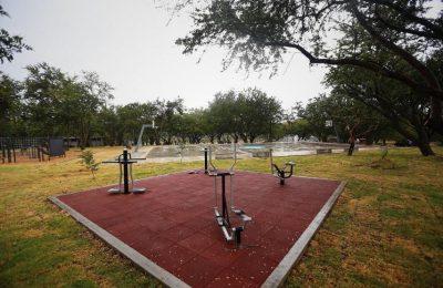 Avanza renovación de Parque en Guadalajara