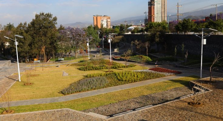 Inauguran Parque Imán para beneficio de la comunidad