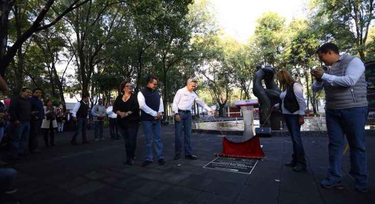 Presentan Parque Lineal Barranca del Muerto