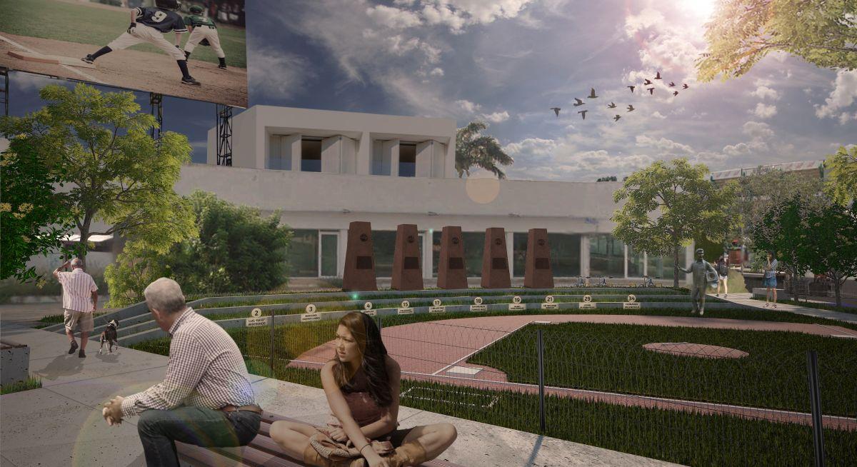 Anuncian construcción de Parque en Mérida